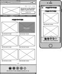 Rezznik Studios Product Page Wireframe