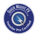 Quick Mount PV Installer Pro Seal