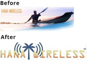 Streakave Wireless Hana Wireless Logo