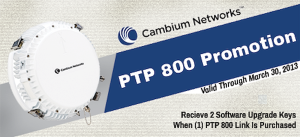 Streakwave Wireless- Cambium Networks Web Ad