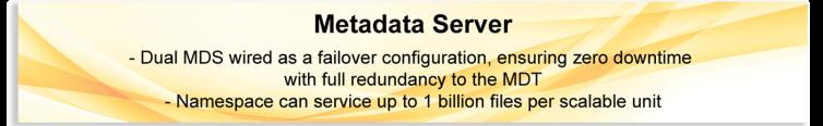 FrostByte metadata server