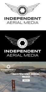 Independant Aerial Meida Logo
